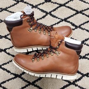 Cole Haan Men's ZeroGrand Water-Resist Hiker Boot